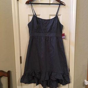 Denim Dress NWT Size XXL